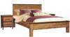 CEMBER   QUEEN 3 PIECE BEDSIDE  BEDROOM SUITE - ( 16-15-18-20-12-1-14-4)- WALNUT