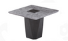 CAPE (9003) LAMP TABLE 650(L) - (MODEL-12-25-15-14) -GREY