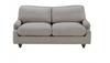 CARINA 2.5 SEATER   FABRIC  SOFA CHAIR - BEIGE