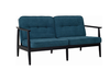 ENTEX   2 SEATER  + 1 SEATER  SOFA LOUNGE - NILE GREEN