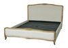CLASSIQUE QUEEN UPHOLSTERED BED FRAME