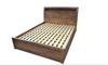 VICTORIA QUEEN 3 PIECE BEDSIDE BEDROOM SUITE  - WITH BAILEE CASEGOODS - ANTIQUE OAK