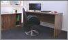 ZARA LARGE WORK DESK - 1500(W) X 500(D) - ANTIQUE OAK