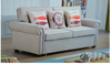 PANORMA (MODEL-4142) 1500(W) FABRIC CLICK CLACK SOFA BED - ASSORTED COLOURS