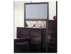 EVITA  6 DRAWER DRESSER TABLE  -1800(H) X 1200(W)  - WALNUT