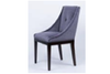 CHRIS (GK16015) SINGLE SEATER SOFA CHAIR - GREY