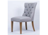 ABRAMS (NSDC1051-H) FABRIC DINING CHAIR - AS PICTURED