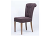 ADAMS (GKM-1) FABRIC DINING CHAIR - AS PICTURED