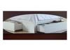 HANSON KING 6 PIECE (THE LOT) BEDROOM SUITE (MODEL:LS111K) (SIDE GAS LIFT & END DRAWER OR 3 DRAWER STORAGE) - MOCHA OAK