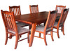 DENVER DINING TABLE 1800(L) X 900(W) - AS PICTURED