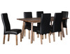 SEATTLE DINING CHAIR ONLY - AS PICTURED