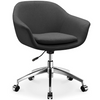 NORI  GAS LIFT OFFICE CHAIR ( HL-MK2303B-GR) -SEAT: 770-870(H) -GREY