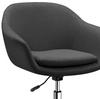 NORI  GAS LIFT OFFICE CHAIR ( HL-MK2303B-GR) -SEAT: 770-870(H) -GREY