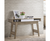 BARTEL SCANDINAVIAN CONSOLE / HALLWAY TABLE - 1200(W) - OAK / WHITE