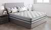 DOUBLE  BRIGHTON  EURO TOP  POCKET SPRING MATTRESS  - FIRM