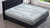 KING  SPINAL DELUXE   EURO  TOP POCKET SPRING MATTRESS (LIM1011) - SUPER FIRM