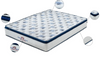 QUEEN   POSTURE COMFORT   (LIM1010) ENSEMBLE (BASE + MATTRESS) WITH BODY CARE (SWB) BASE (NOT PICTURED) - EXTRA  FIRM