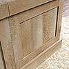 CANNERY BRIDGE CRATE  COFFEE  TABLE - 1047(W) X 492(D) -LINTEL OAK FINISH