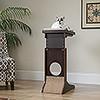 CREATIVE  CAT  TOWER  ADJUSTABLE  HEIGHT - (MODEL:416818) - ESPRESSO FININSH