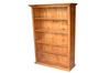 MUDGEE / FEDERATION BOOKCASE (6x3) - 1800(H) X 900(W) - ASSORTED COLOURS