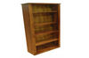 NEW FEDERATION BOOKCASE (AUSSIE MADE) - 1800(H) X 900(W) - ASSORTED COLOURS AVAILABLE