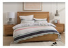 AVANTI DOUBLE BED FRAME ONLY - ASSORTED COLOURS