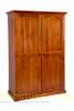 MUDGEE (AUSSIE MADE) 2 DOOR STANDARD PANTRY - 1830(H) x 900(W) x 530(D) - ASSORTED COLOURS