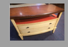 HOMELINK  2   DRAWER AND SELF CHEST -- (MODEL:MT22) - COLOUR AS PICTURED