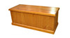MUDGEE LINED STORAGE BOX - 1200(W) - ASSORTED COLOURS