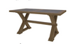 COTTAGE BILLABONG 11 PIECE DINING SUITE - 2400(L) X 1100(W) - AS PICTURED