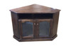 ASTRA CORNER TV ENTERTAINMENT UNIT (NO LEADLIGHT GLASS) -  760(H) X 1180(W)  - ASSORTED COLOURS