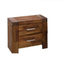ADRIAN    QUEEN  4   PIECE TALLBOY   BEDROOM SUITE WITH PHILLIPE  CASEGOODS - (MODEL:BR580Q)- BRUSHED ACACIA