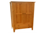 MANILLA (AUSSIE MADE) WARDROBE WITH 2 DOORS / 2 DRAWERS - 1920(H) x 900(W) - ASSORTED COLOURS