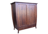 MONTERAY (AUSSIE MADE) WARDROBE WITH 2 DOORS & 2 DRAWERS - 1800(H) X 1200(W)  - ASSORTED COLOURS