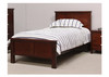 SINGLE THERON PANEL BED - (MODEL:2-9-12-12-29) - AS PICTURED