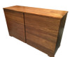 YARRA SOLID TIMBER DRESSING TABLE AND MIRROR (MIRROR NOT PICTURED)