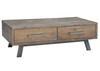 PATERSON 2 DRAWER COFFEE TABLES  - HERITAGE WHARF