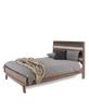 NATTY QUEEN BED (MODEL:2-13-20-19-23-1-14-1) -TWO TONE