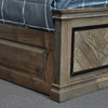MOSAIC QUEEN 5  PIECE (DRESSER)  BEDROOM SUITE - ASH OAK