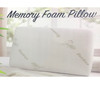 BAMBOO VISCO / MEMORY FOAM CONTOURED PILLOW - WHITE
