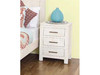 DOUBLE OR QUEEN MARION 6 PIECE (THE LOT) BEDROOM SUITE - WHITEWASH