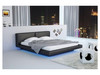 KING THOMAS LEATHERETTE BED (MODEL:A625) - ASSORTED COLORS