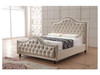 KING CHARLES LEATHERETTE BED (MODEL:A640) - ASSORTED COLORS