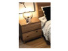 ALDRIDGE KING 3 PIECE (BEDSIDE) BEDROOM SUITE - AS PICTURED