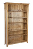 CHUNKY (6x4) BOOKCASE - 1800(H) x 1200(W) x 240(D) - ASSORTED COLOURS