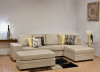 MINARA 3 SEATER PLUS (RHS OR LHS) CHAISE LOUNGE INCLUDING DOUBLE BED SOFA BED & OTTOMAN (6147) - ASSORTED COLOURS