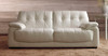 SIENNA 3 SEATER + 2 SEATER FULL LEATHER LOUNGE (ITALIAN M2/S) - (3 SEATER NOT PICTURED)