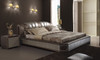 QUEEN REI LEATHERETTE BED (A8172) - ASSORTED COLOURS