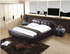 QUEEN PAUL-HENRI LEATHERETTE BED (A8179) - ASSORTED COLOURS