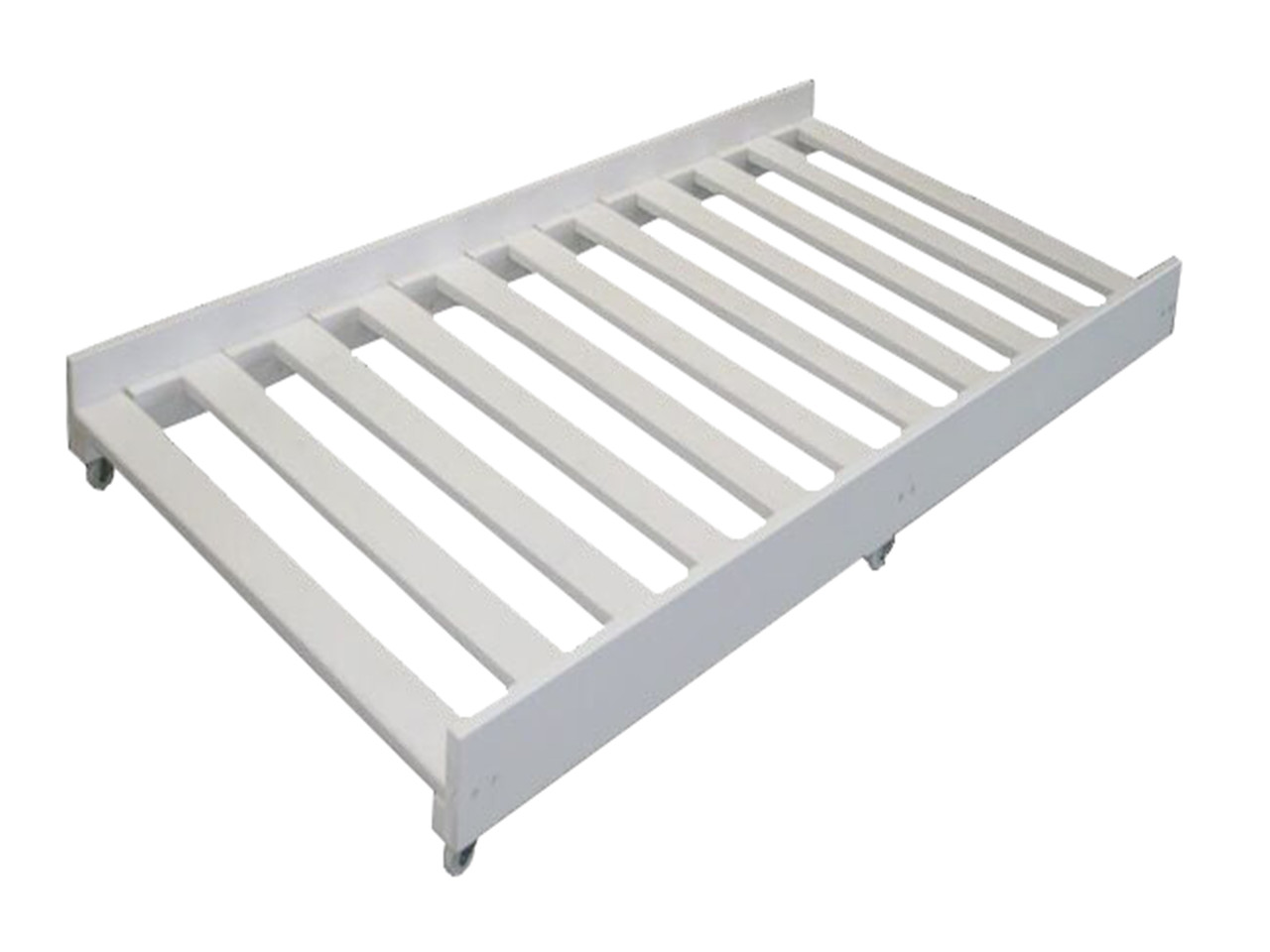 Picture of: King Single Linda Trundle Bed Only White Dark Chocolate Or Walnut My Furniture Store Furniture And Bedding Super Store Australia